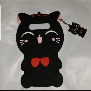 Black Cat Phone Case For Galaxy S10